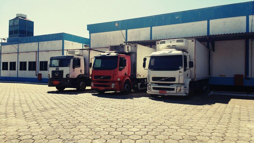 Foto caminhões Rodomaster